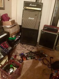 pedals & amps